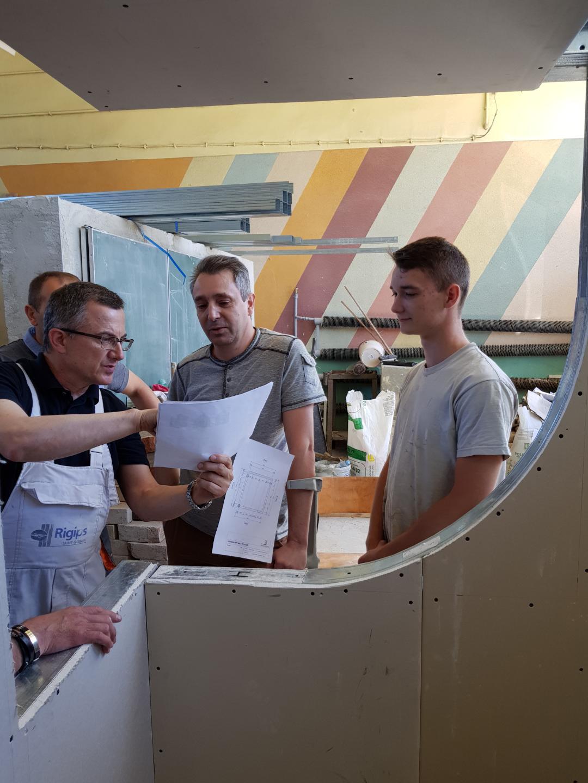 Dawid Grodzki, Uczeń z ZSZ z Piotrkowa Tryb. Konsultacje i przygotowania ekspertów  na finałach EuroSkills