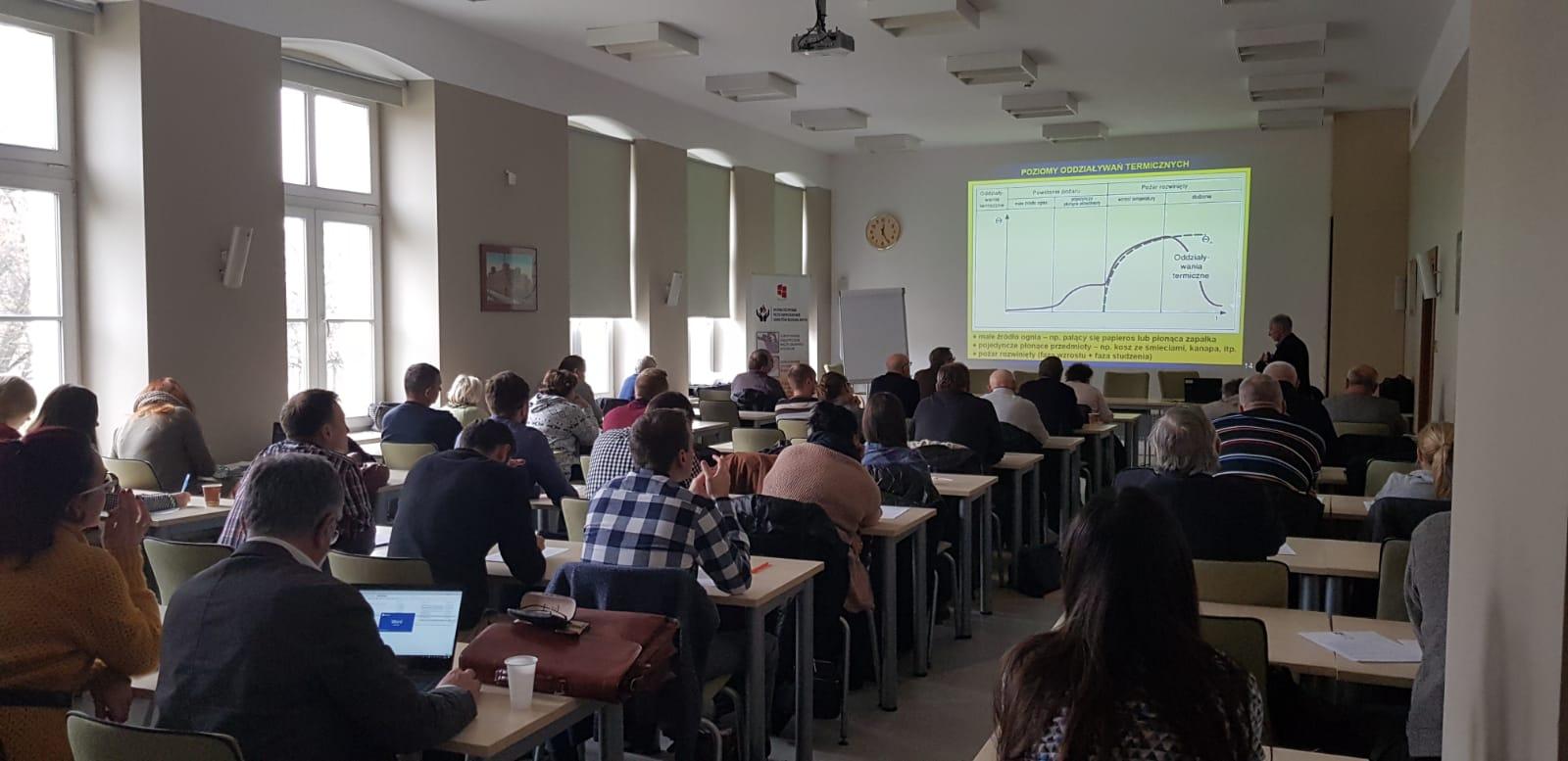 Szkolenia PSG dla członków Polskiej Izby Inżynierów Budownictwa