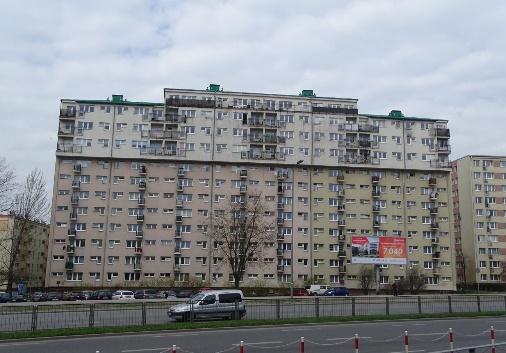 Nadbudowy budynków wielkopłytowych